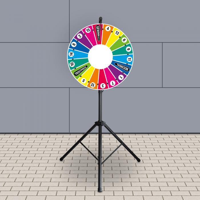 Glücksrad Eco - Color 18